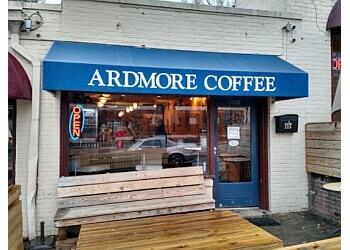 Winston Salem cafe ARDMORE COFFEE