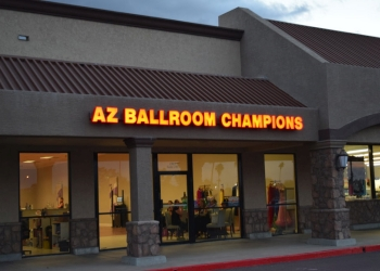 Tempe dance school ARIZONA BALLROOM CHAMPIONS
