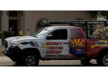 Glendale painter ARIZONA PAINTING COMPANY