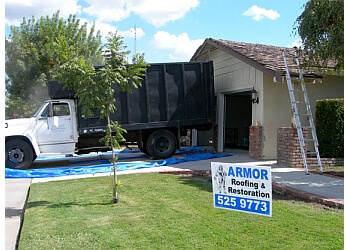 Modesto roofing contractor Armor Roofing