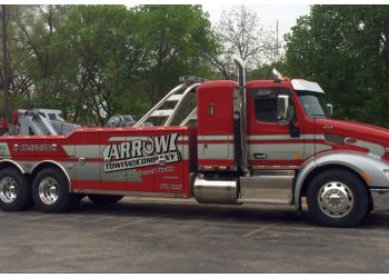 Omaha towing company Arrow Towing