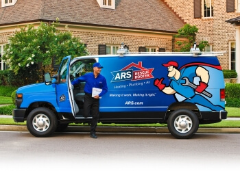 Columbus plumber ARS Rescue Rooter