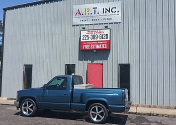 Baton Rouge auto body shop A.R.T. inc.