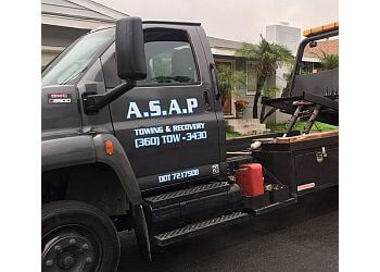Vancouver towing company ASAP Towing and Recovery