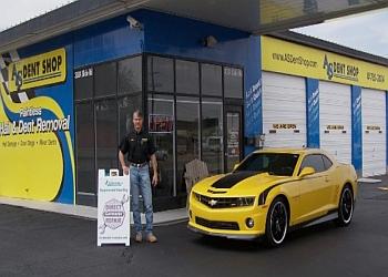 Lubbock auto body shop A.S. Dent Shop