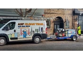 Sacramento window cleaner ASF Clean Team