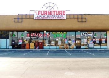 San Bernardino furniture store A&S Furniture Outlet