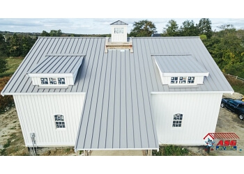 Springfield roofing contractor ASG Metal Roofing