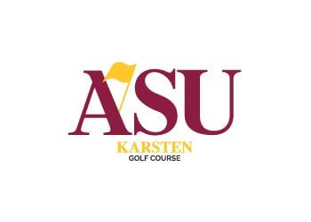 Tempe golf course ASU Karsten Golf Course