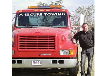 Gilbert towing company A Secure Towing LLC