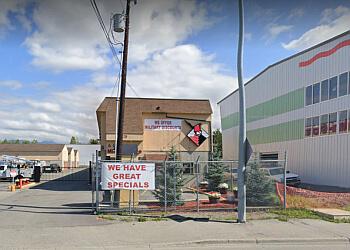 Anchorage storage unit A Sentry Mini Storage