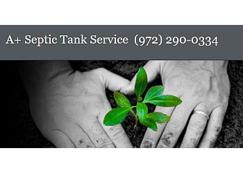 Plano septic tank service A+ Septic Tank Service
