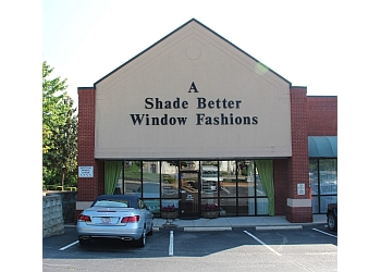 Greensboro window treatment store A Shade Better