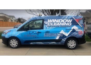 Thornton window cleaner A Sharper View Window Cleaning