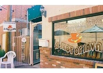 Glendale cafe A Shot of Java