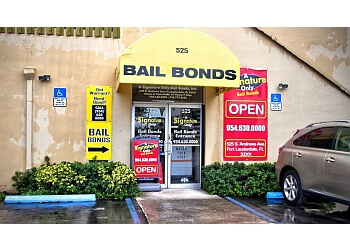 Fort Lauderdale bail bond A Signature Only Bail Bonds, Inc