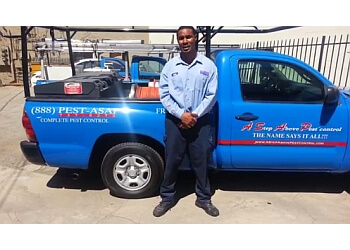 Inglewood pest control company A Step Above Pest Control, Inc.