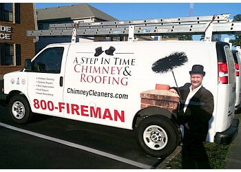 Virginia Beach chimney sweep A Step In Time Chimney Sweep