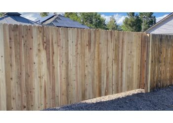 Denver fencing contractor A Straight Up Fence Company