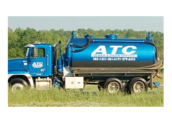 Montgomery septic tank service ATC/Hilyer Services