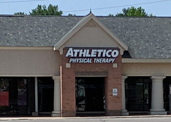 Toledo occupational therapist ATHLETICO PHYSICAL THERAPY
