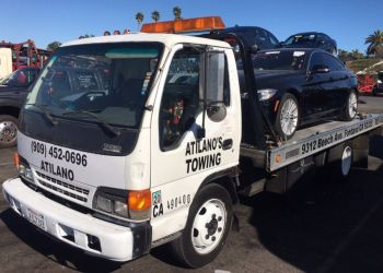 Fontana towing company ATILANOS TOWING