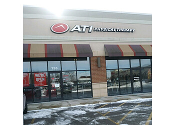 Rockford physical therapist ATI Physical Therapy