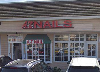 Santa Ana nail salon A T Nails