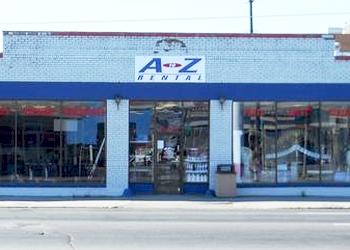 Spokane event rental company A TO Z RENTAL