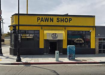 Long Beach pawn shop A & T Pawn Shop