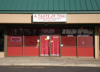 Spokane thai restaurant A Taste of Thai