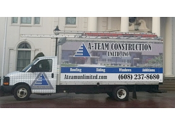 Madison roofing contractor A-Team Construction