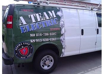 Kansas City electrician A-Team Electric