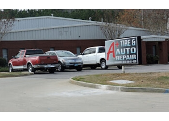 Birmingham car repair shop A+ Tire & Auto Repair