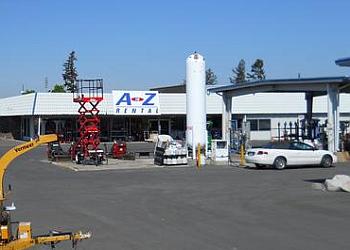 Spokane rental company A To Z Rentals