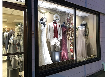 Santa Rosa bridal shop A Touch of Class Bridal