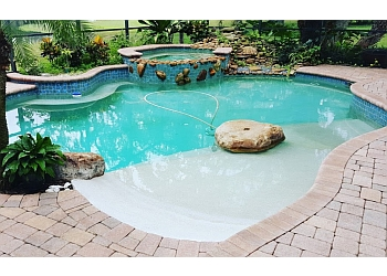 Tampa pool service A Tropical Oasis Pool Inc.