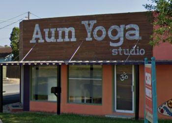 Brownsville yoga studio AUM Yoga Studio