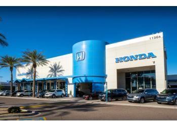 Chandler car dealership AUTONATION HONDA
