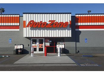 Anaheim auto parts store AUTOZONE