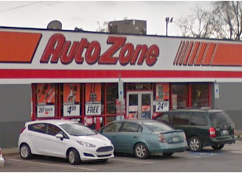 Charlotte auto parts store AUTOZONE