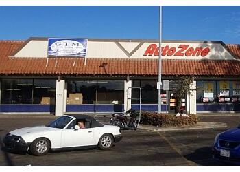 Chula Vista auto parts store AUTOZONE