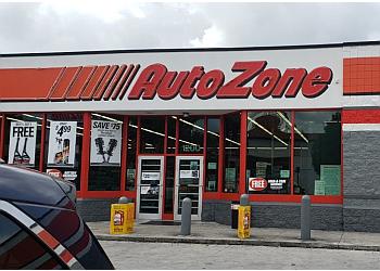 Miami auto parts store AUTOZONE