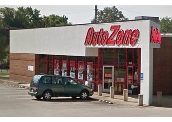 St Louis auto parts store AUTOZONE