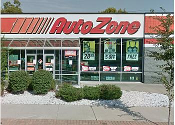 St Paul auto parts store AUTOZONE