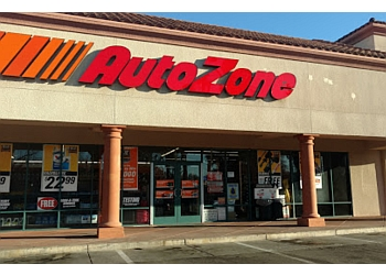 Stockton auto parts store AUTOZONE