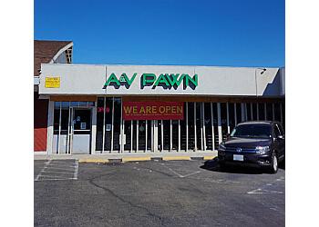 Long Beach pawn shop A & V Pawn Shop