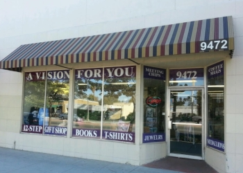 Riverside gift shop A Vision For You