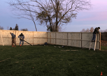 3 Best Fencing Contractors In Lexington Ky Threebestrated