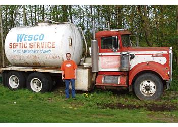 Seattle septic tank service A Wesco Septic, Inc